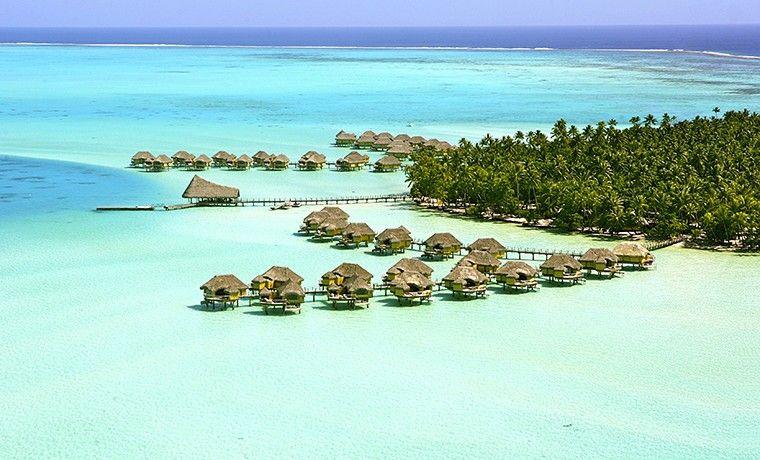 Taha A No Tahiti O Paraiso Na Polinesia Francesa Polinesia