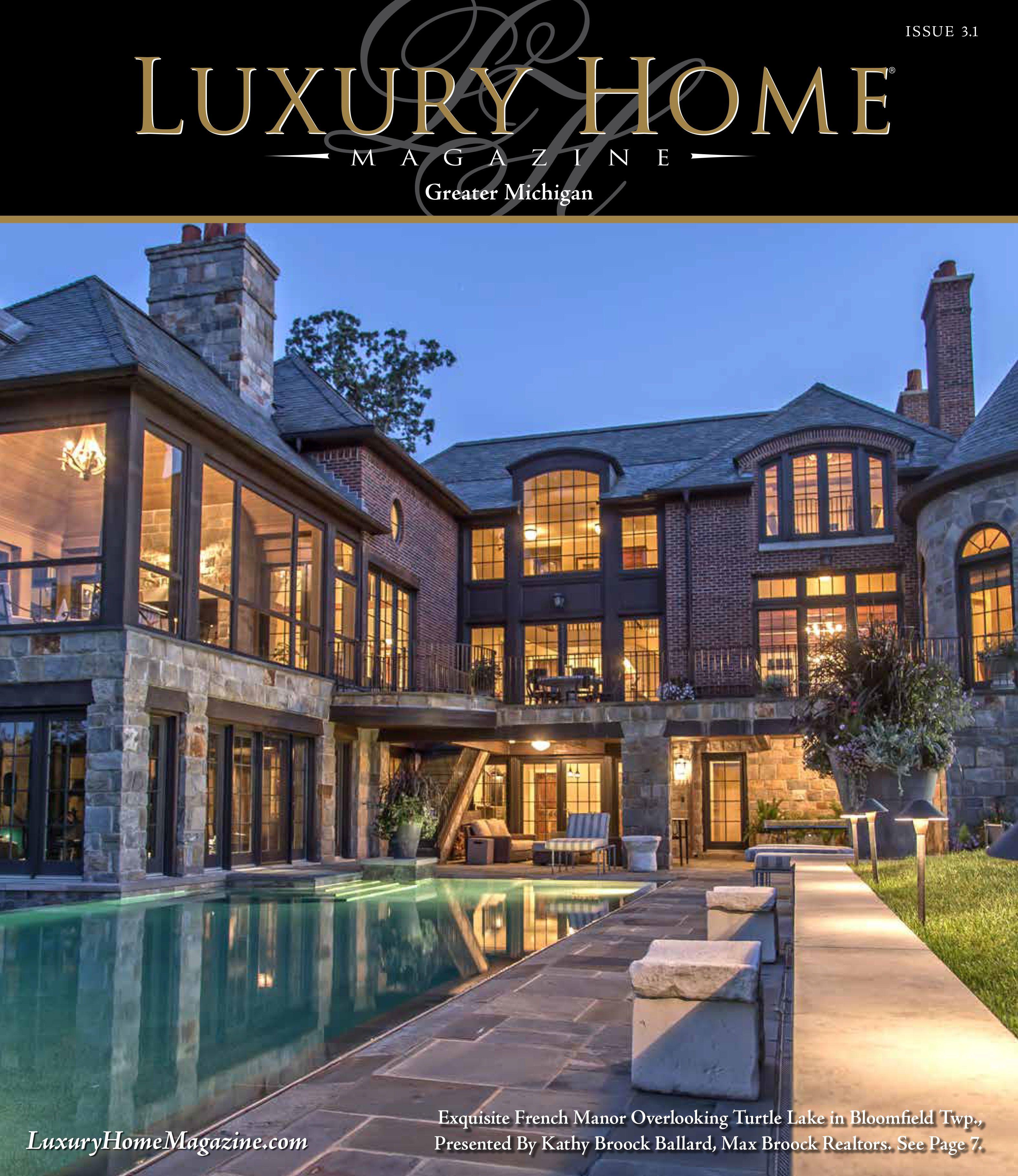 Dream home magazine real estate.