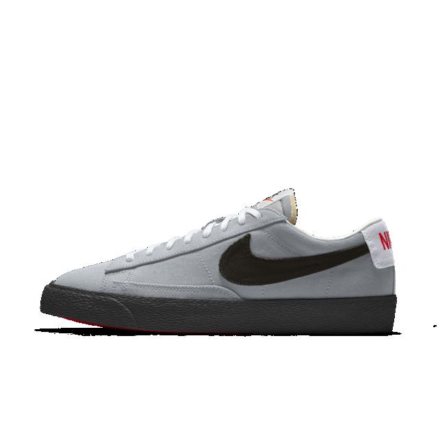 Nike Blazer Low By You Custom Men S Shoe Sneakers Mens Nike Shoes Nike