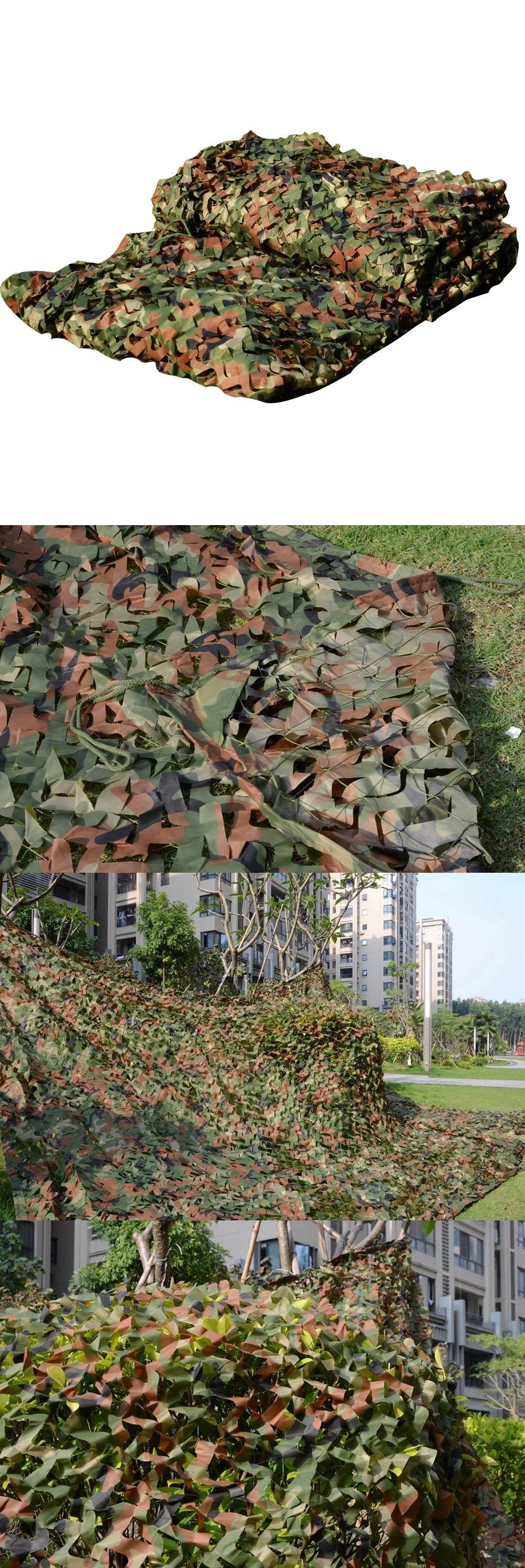 Blind and Tree Stand Accessories 177912 Large Military Netting Camo Tent Surplus Style Hunting Rifle  sc 1 st  Pinterest & Blind and Tree Stand Accessories 177912: Large Military Netting ...