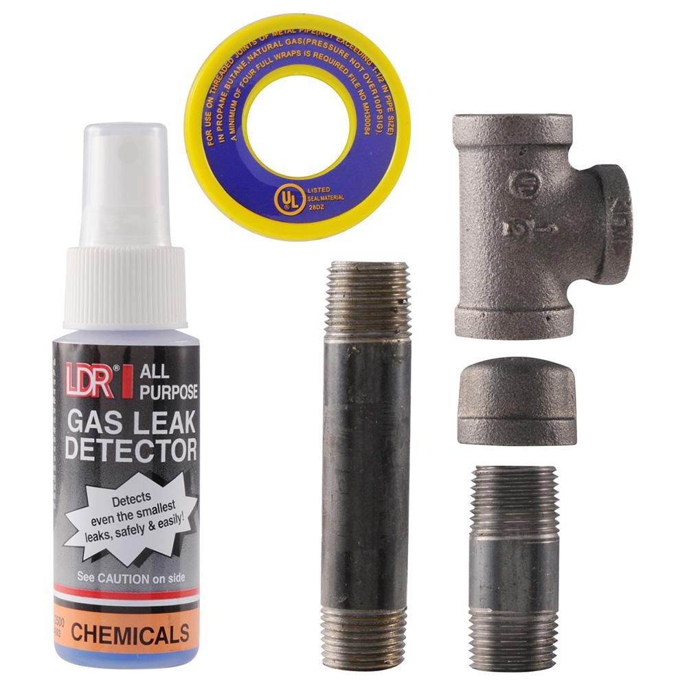 LDR Industries Sediment Trap Kit for Water Heater | Products