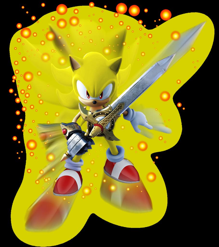 Super Sonic Black Knight Render Renderat Com Free Png Renders Blackest Knight Knight Great Pic