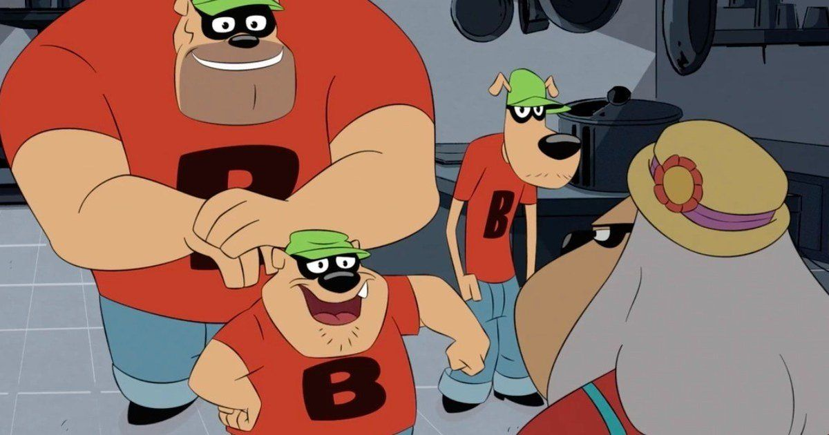 Ma Beagle Rounds Up The Beagle Boys In New Ducktales Clip New