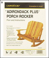 Rocker Plans Rocking Chair Plans Adirondack Rocking Chair Porch Rocker