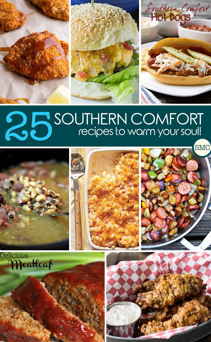 25 Easy Southern Soul Food Recipes to Satisfy Your Cold Weather
