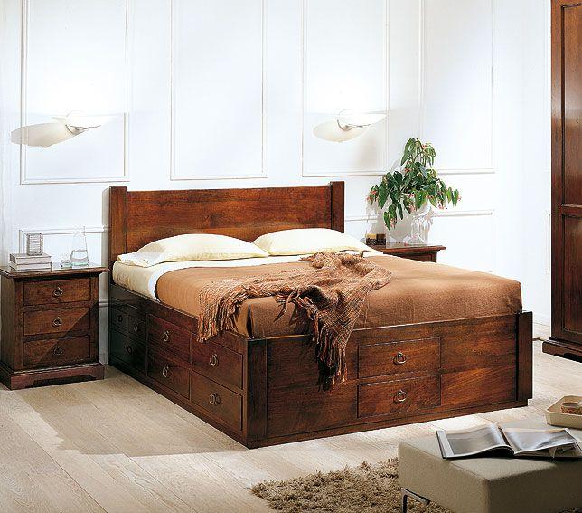 Cama con cajones google search dise o de camas - Camas con cajones ...