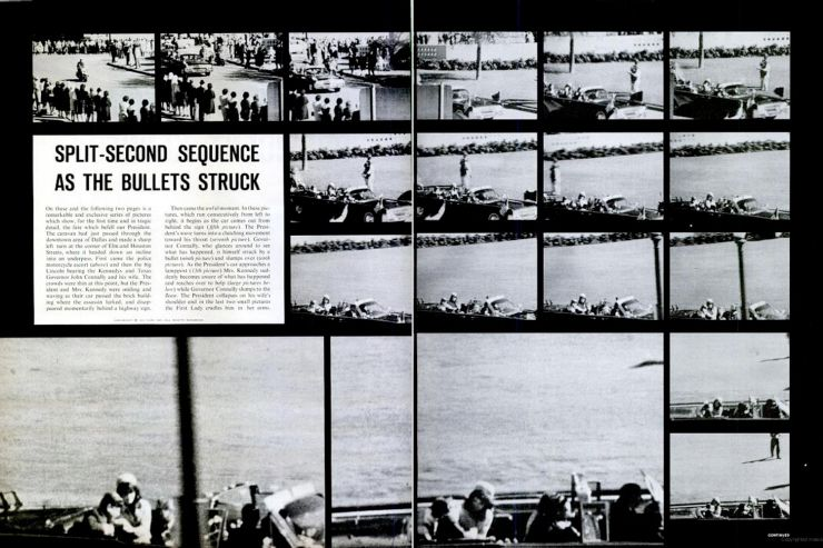 Zapruder\'s JFK Assassination Footage Altered by Nefarious Forces ...