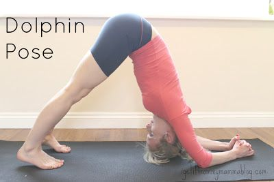i get it from my mamma yoga poses to help relieve