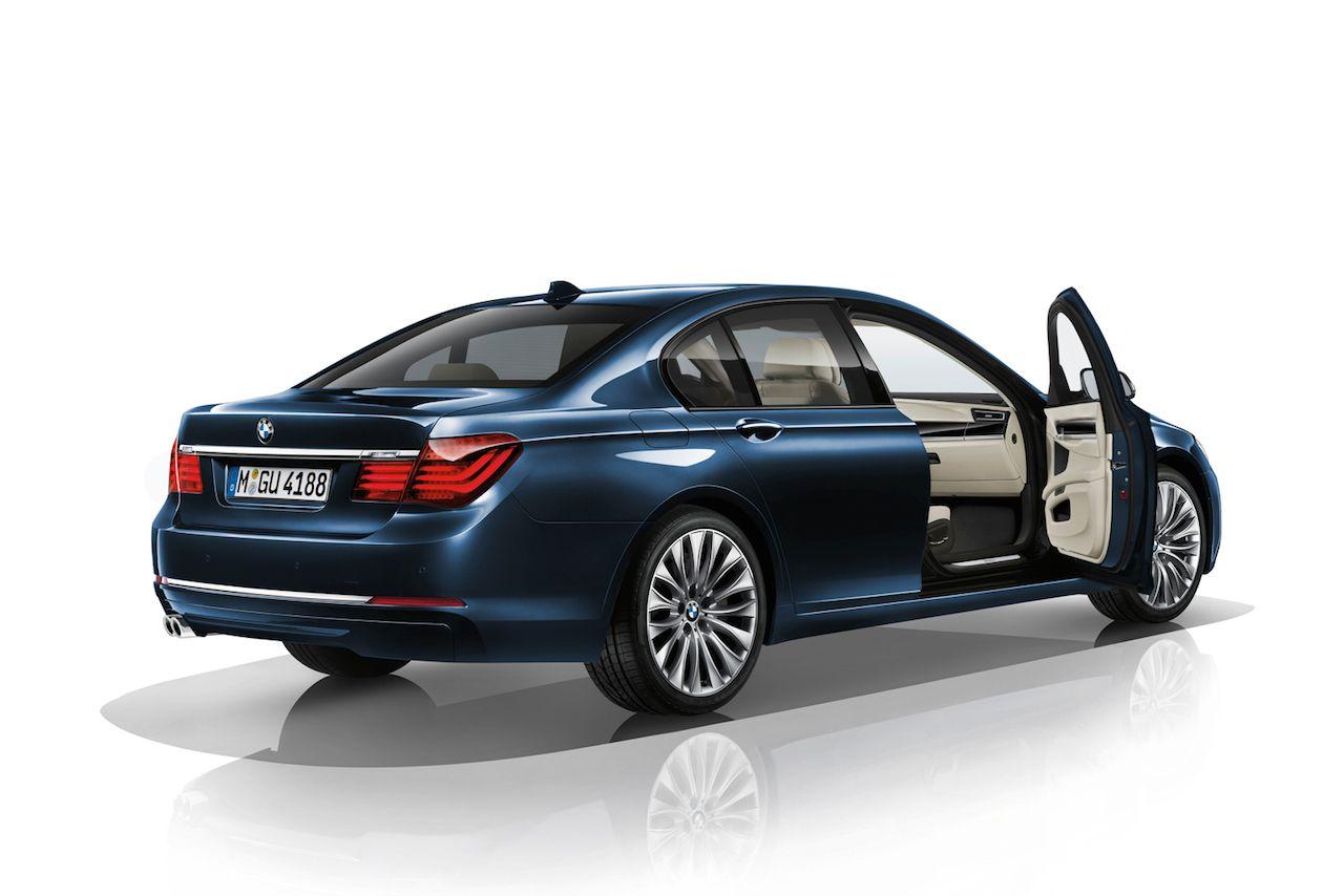Vanaf de zomer: BMW 7-serie Edition Exclusive