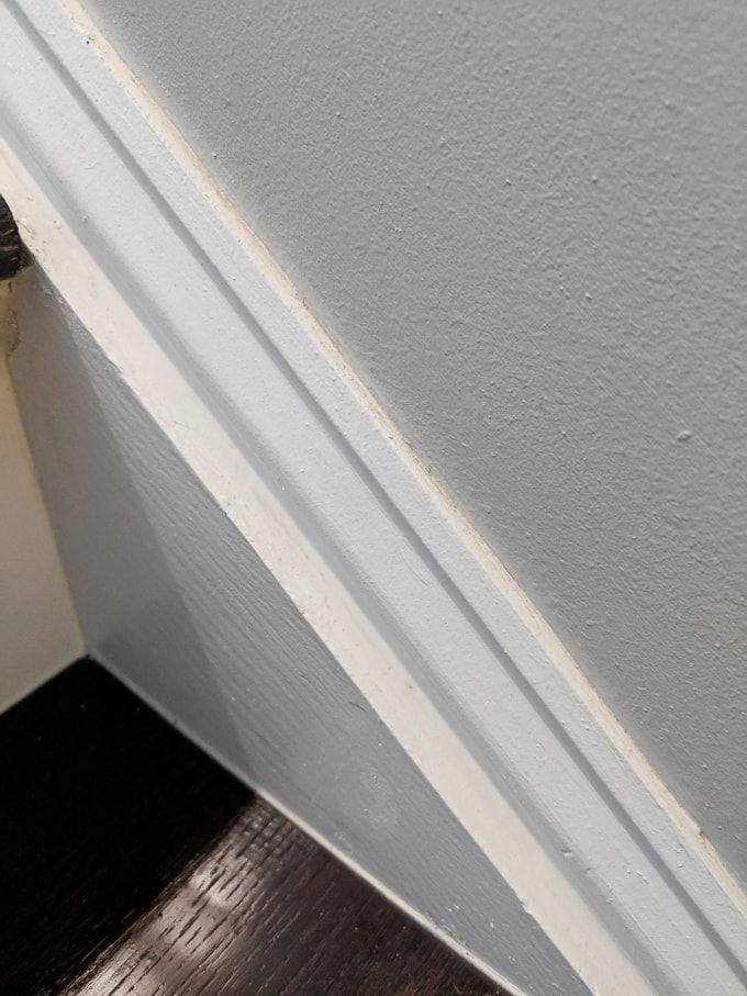 Best How To Caulk Hardwood Stairs Repair Cracked Stair Stringers And Trim Stairs Stringer Stairs 400 x 300