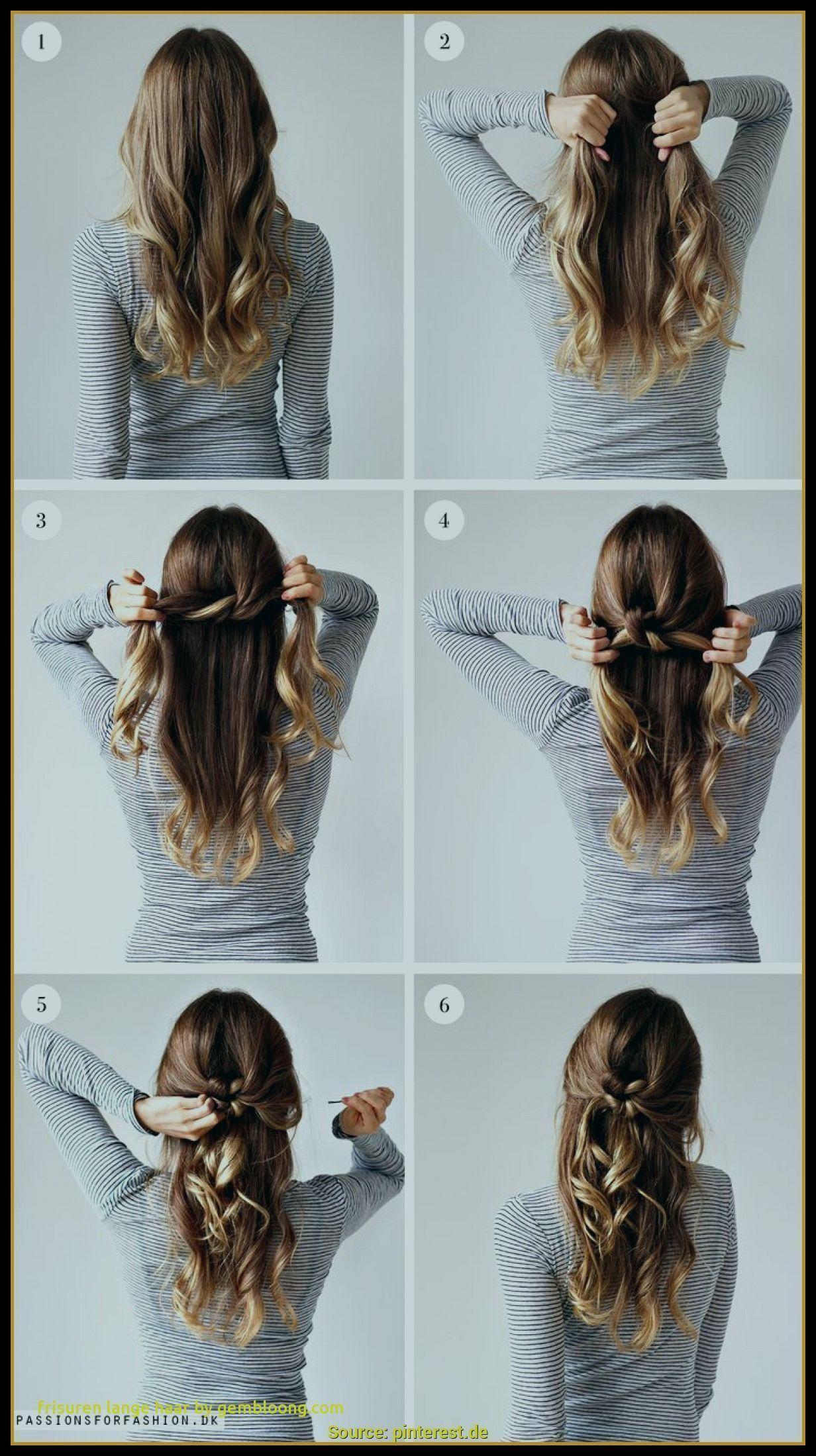 Schöne Frisuren Lange Haare Einzigartig Frisuren Lange Haare