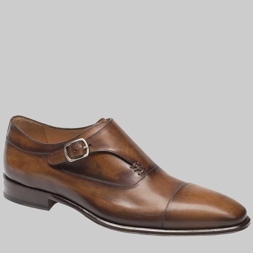4a3e19534 Mezlan Cartago Mens Shoes Cognac Italian Calfskin Loafers 8231 (MZ2343)