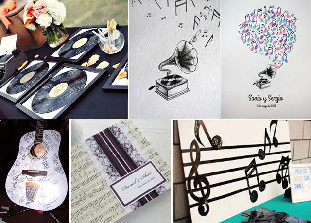 blog de los detalles de tu boda ideas originales para el libro de firmas