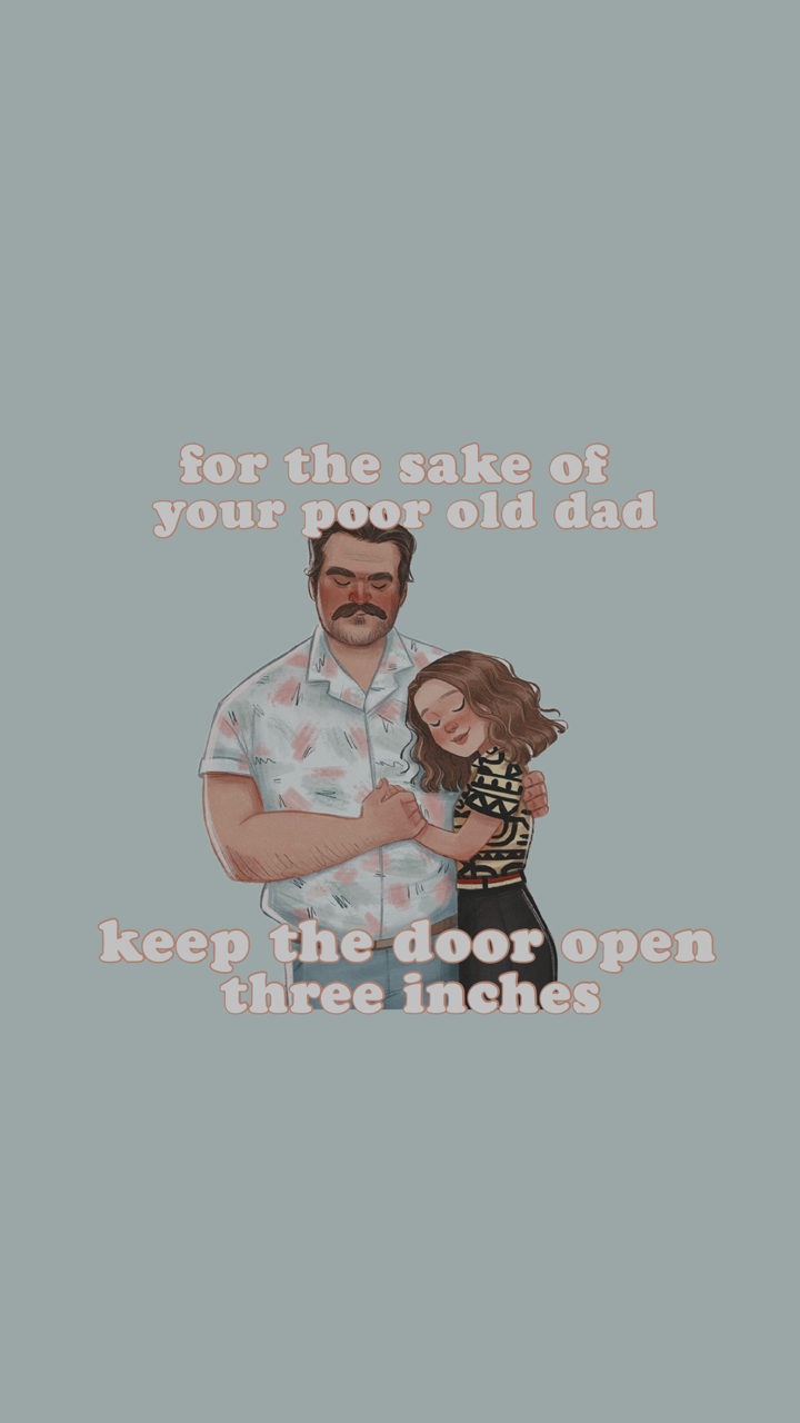 Lockscreens Stranger Things Quote Stranger Things Fanart Stranger Things Wallpaper