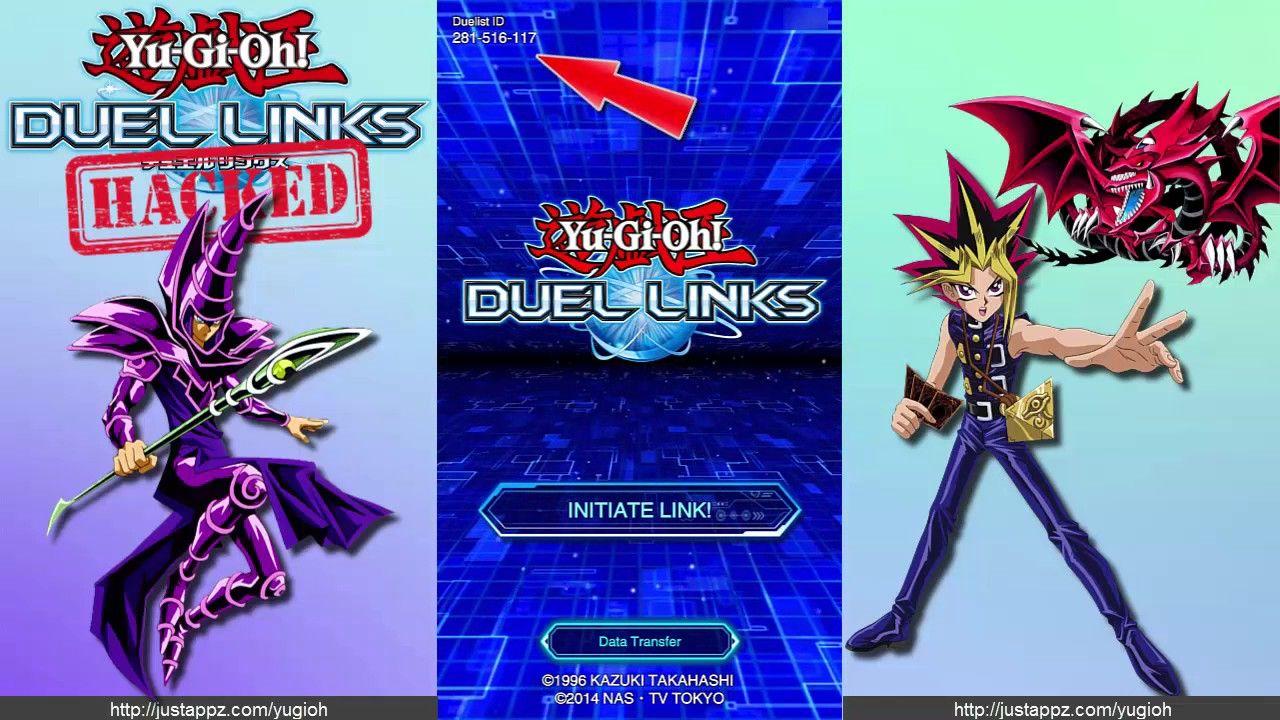 Yu-Gi-Oh Duel Links Hack - Free Gems and Gold (live proof) Yu-Gi-Oh