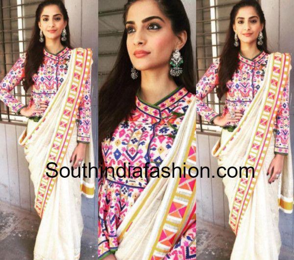 Alia Bhatt in Abu Jani Sandeep Khosla - South India Fashion
