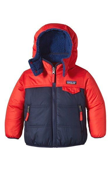 5072c4b66 Patagonia  Tribbles  Reversible Water Resistant Snow Jacket (Toddler ...