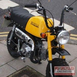 2009 Honda Z50 J5 Monkey Bike for Sale | Pocket bikes | Bikes for