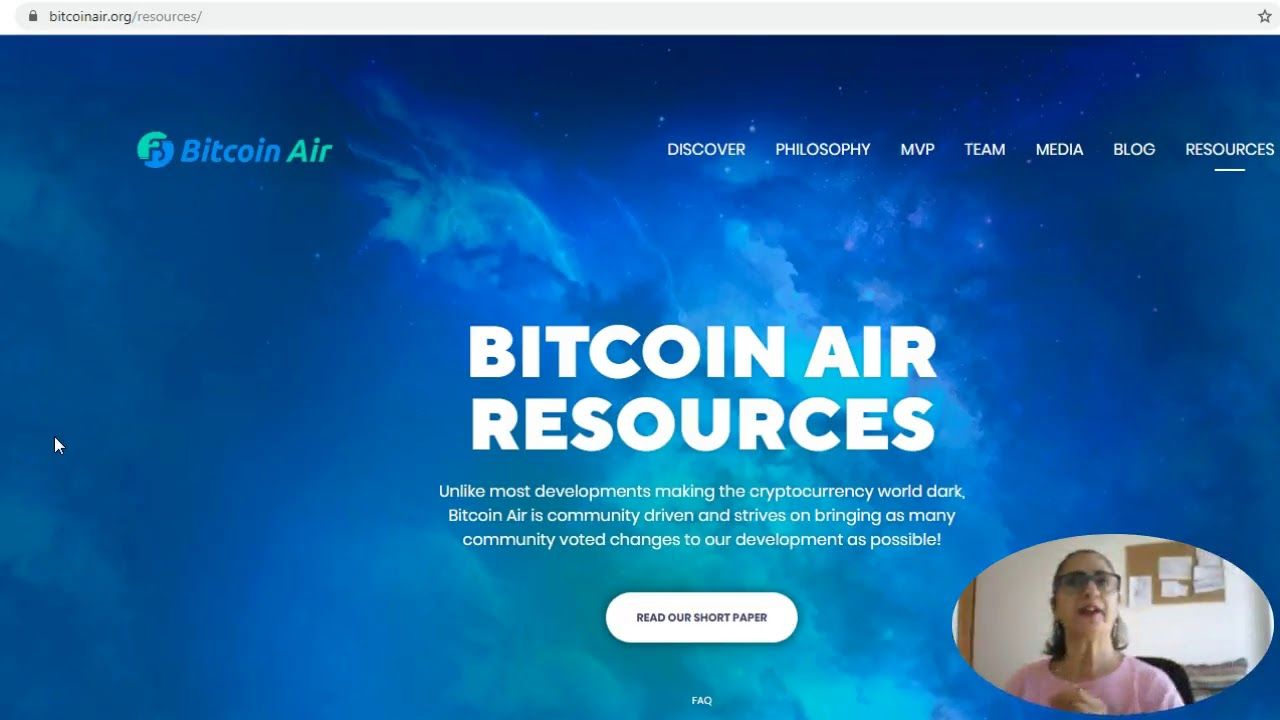 bitcoin air review