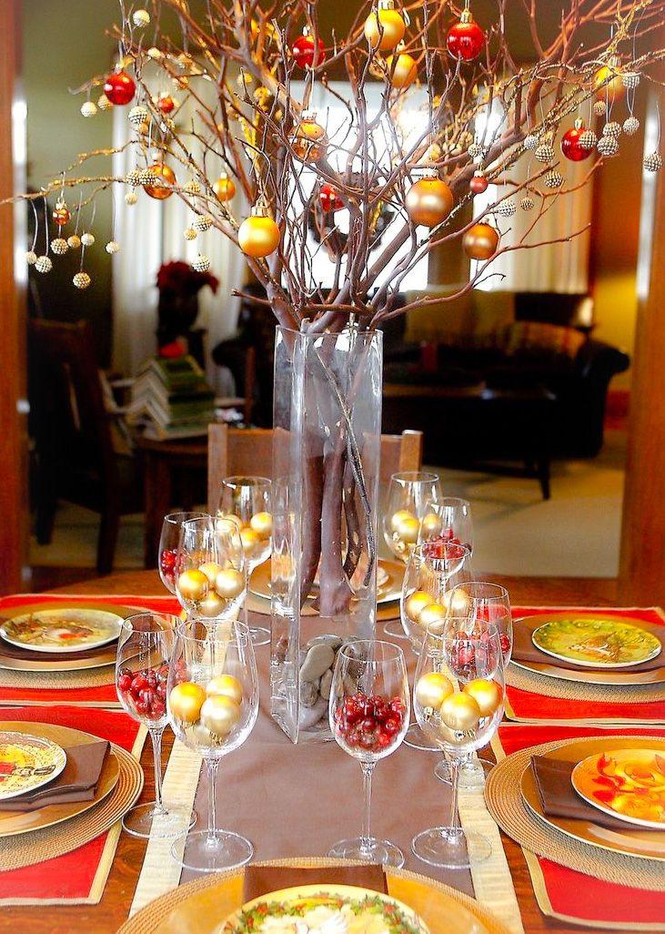 increibles como decorar la mesa en navidad tips originales