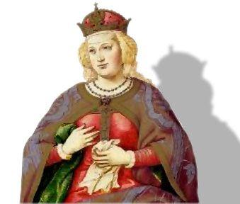 Urraca I de León (1081-1126) Urraca fue la hija primogénita de Alfonso VI, y de la segunda esposa de éste, la reina Constanza de Borgoña. Debió de nacer hacia el año 1079 y, en principio, se desconocen más datos sobre su infancia; es lógico suponer que no tuviera residencia fija, sino que acompañase a la corte itinerante de su padre, el rey Alfonso, y que estuviese presente en la toma de Toledo (1085), verdadero hito de la época por su significado en la reconquista peninsular.
