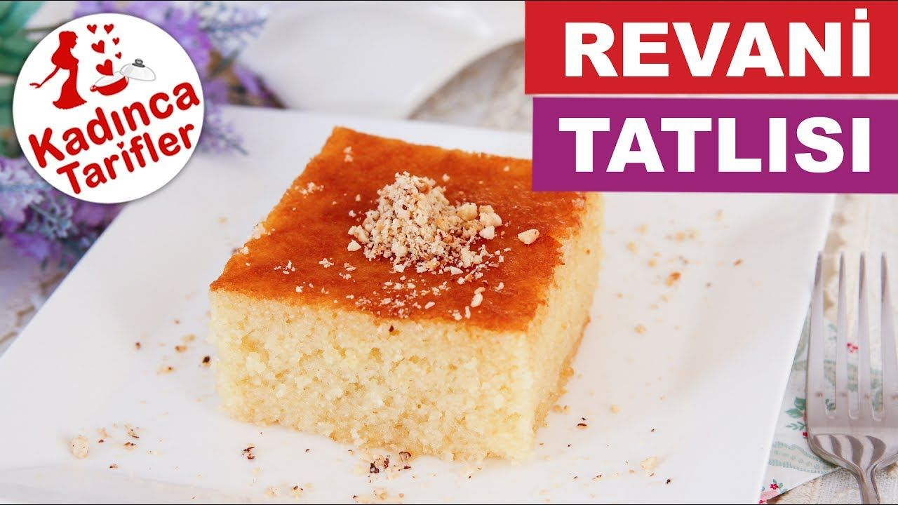 Revani Tarifi Videosu