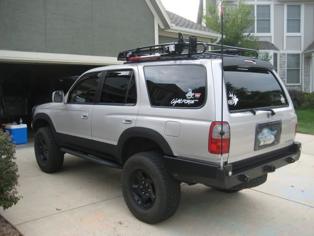 Baja Rack For 3rd Generation 4runner Is On Toyota 4runner Forum Largest 4runner Forum 4runner Toyota 4runner Toyota