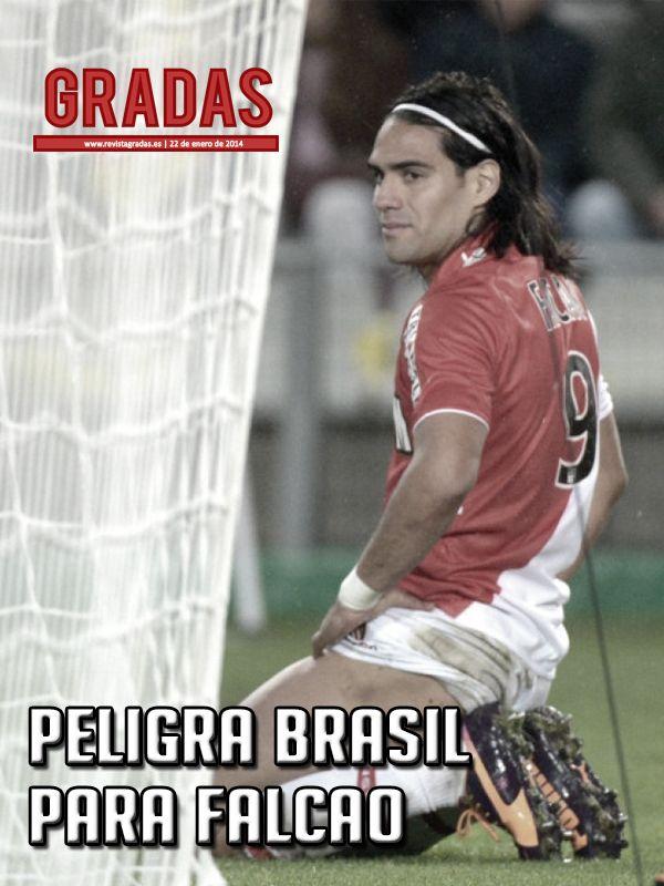 PORTADA | Peligra Brasil para Falcao