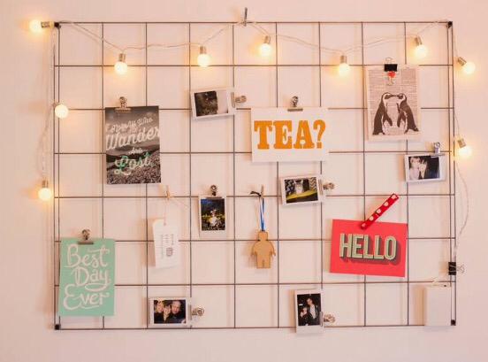 27 diy cool cork board ideas instalation photos home for Deko studentenzimmer