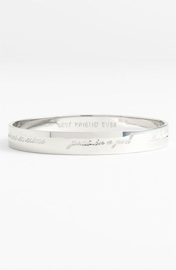 Kate Spade New York Bridesmaid Bangle Nordstromweddings