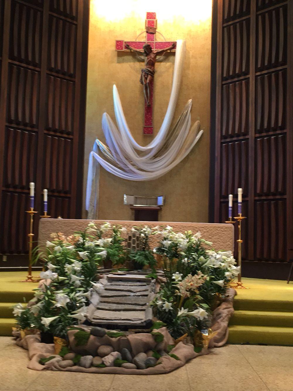 Assumption Catholic Church Easter Easter Easter