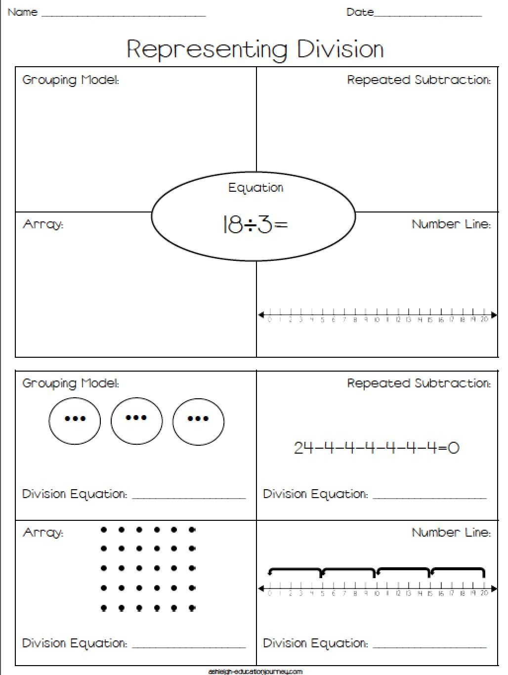 Pin By Lucy Martinez On Maths Math Division Math Instruction Education Math