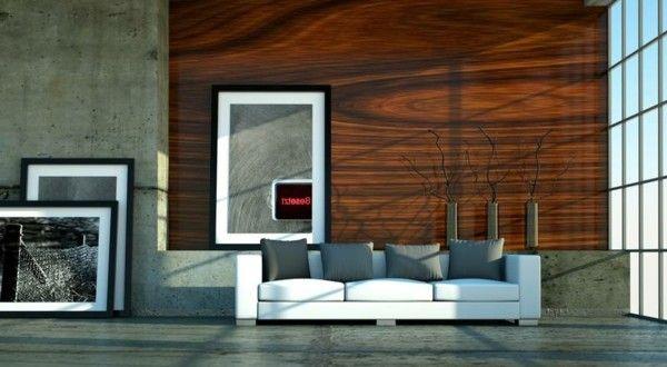 Dekopaneele für eine originelle Wohnung u2013 Gestaltung! Wand Deko - gestaltungsmoglichkeiten einraumwohnung