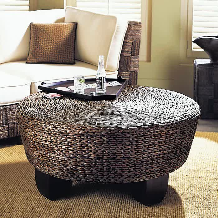 Merveilleux Image Result For Round Rattan Coffee Table
