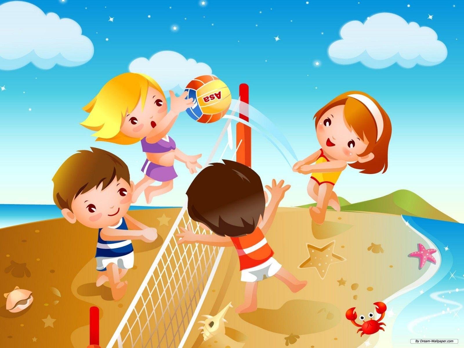 httpwwwdream wallpapercomcartoon wallpaper - Cartoon Picture Of Children