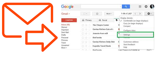 How To Fix Gmail Unable To Receive Forwarded Email Issue Email Server Email Application Email Programs