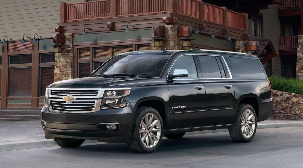 The History And Evolution Of The Chevy Suburban In 2020 Chevy