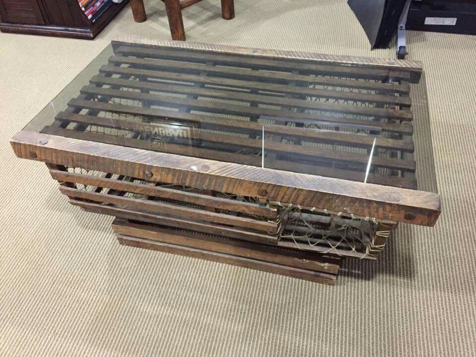 Lobster trap coffee table For the Home Pinterest Lobster trap