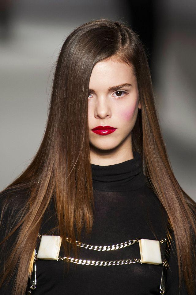 Le 5 regole per un ottenere un #liscio perfetto senza piastra - #capelli #hairstyle