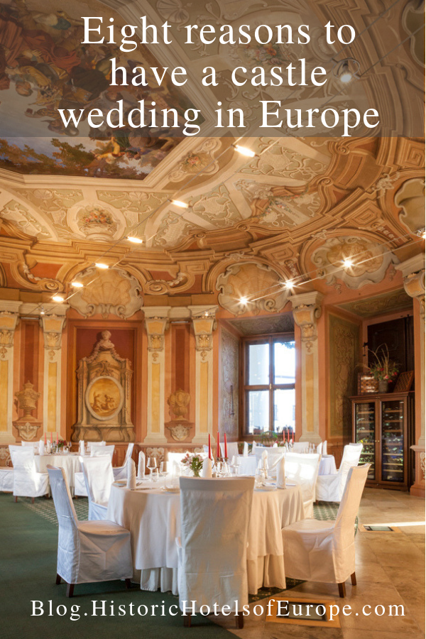 Eight reasons to have a castle wedding in Europe | Castle ...