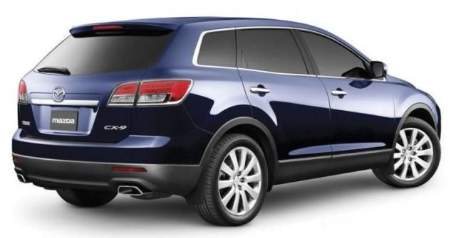 Mazda Cx 9 2009 Mazda Cx 9 Pinterest Mazda And Cars