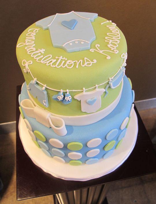 Clothes Line Baby Boy Shower Invitations | Zingermanu0027s Bakehouse » Blog  Archive » April Showers Bring