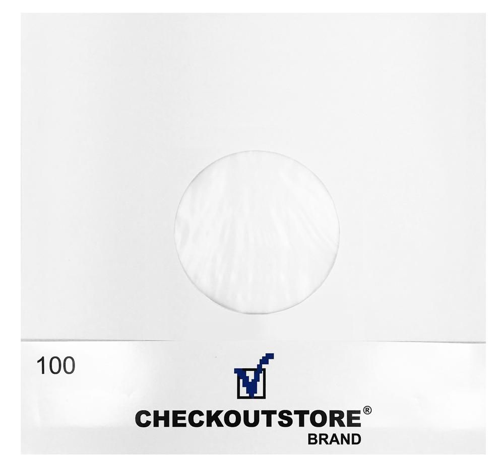 Paper Record Inner Sleeves With Hole For 10 Vinyl Records Vinyl Records Sleeves Paper
