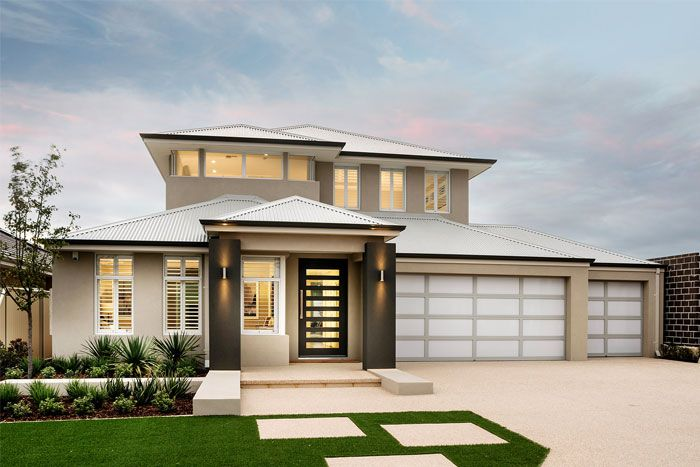 Front Elevation Australia : Display homes perth elevation pinterest