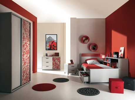 High-Tech Home Decor Ideas ~ High Tech Junior Bedroom Furniture by - moderne schlafzimmermobel sets gautier