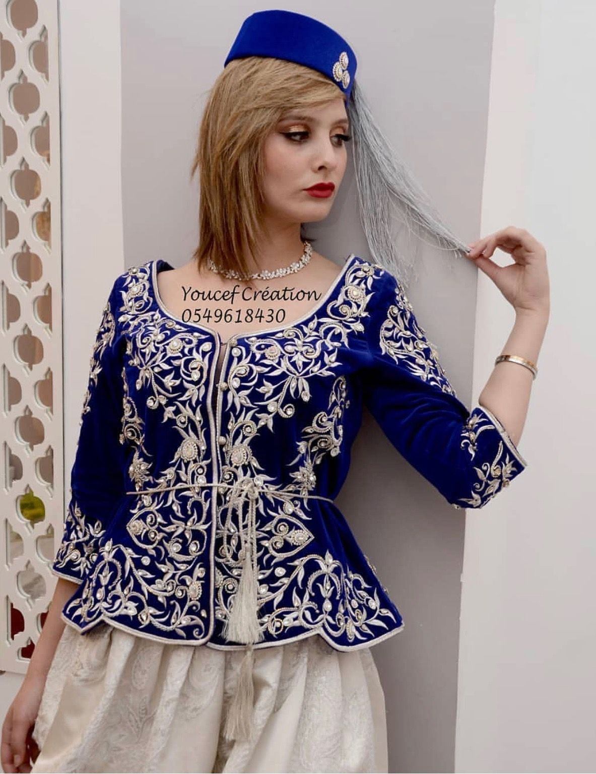 Karakou Algérie Robe d'intérieur, Karakou, Soirée robes
