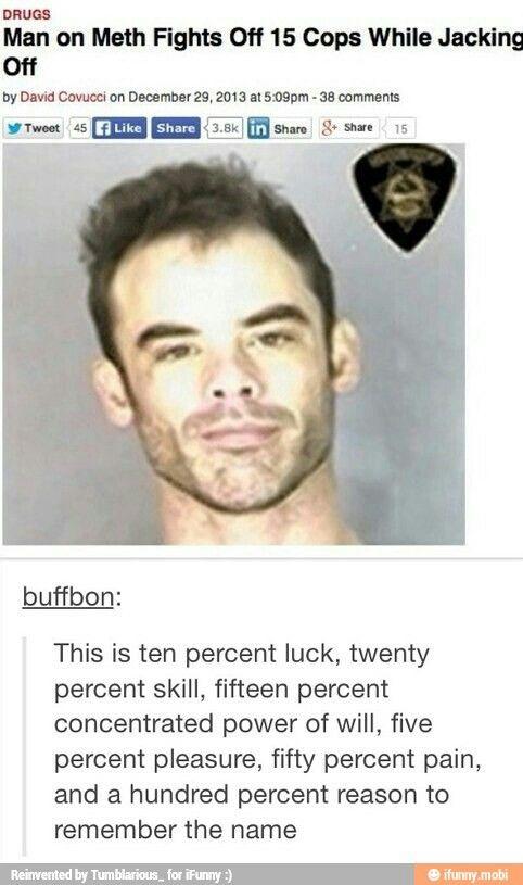 Percentage men jack off together