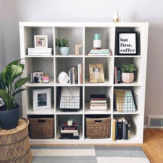 Ikea Officedesk Ideas: Shelf Decor Bedroom, Styling