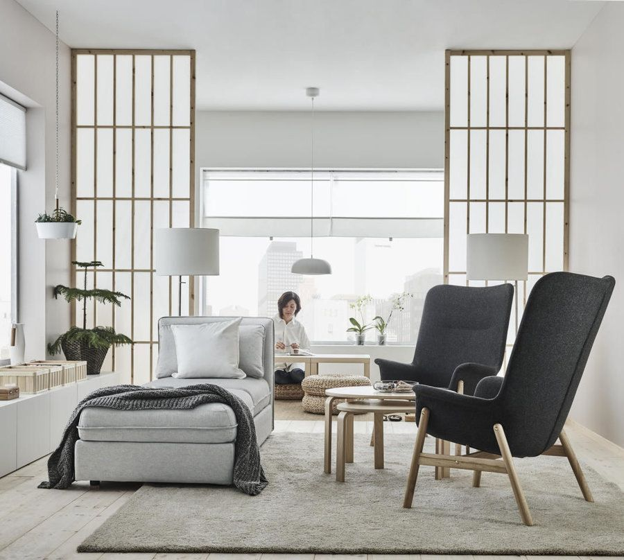 ikea katalog 2018 das sind die sch nsten neuheiten zen style. Black Bedroom Furniture Sets. Home Design Ideas