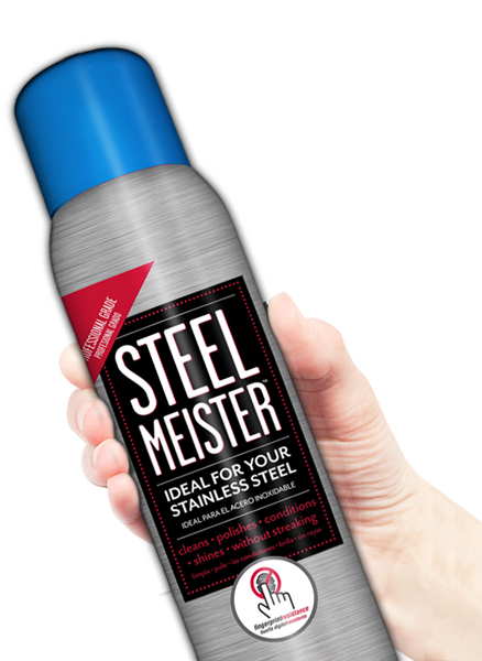 Steel Meister Stainless Steel Cleaner Spot Cleaner Home Depot Only
